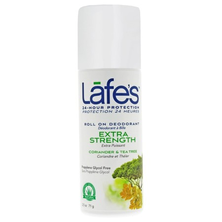 Desodorante Natural Roll-on Extra Strength Lafe's 73ml