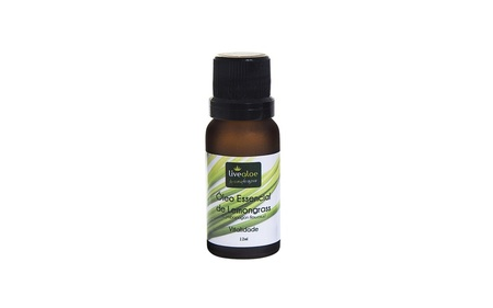 Óleo Essencial de Lemongrass LiveAloe 12ml
