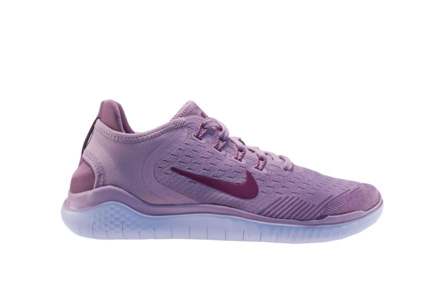 Tênis Nike Free Rn 2018 Feminino 942837 500 35 Blau