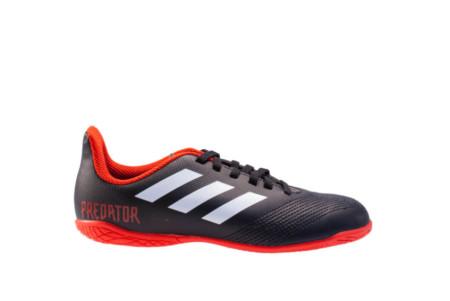 Chuteira Adidas Predator 18 4 IN - Infantil - DB2335 - 35 - Blau Blau Sports dda1c97f65033