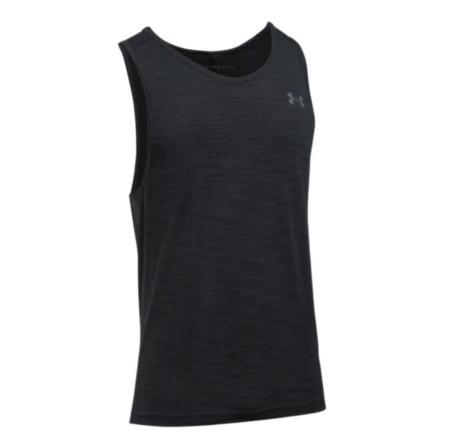 4794aa70ef6ce Camiseta Regata UA Threadborne Seamless - Masculina Preto 1298910-001 - P -  Blau Blau Sports