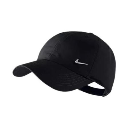 Boné Nike Heritage 86 Metal Swoosh Logo - Infantil - 405043-010 - U - Blau  Blau Sports 897144ae1b7