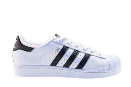 10be5b8c1a3 Tênis Adidas Superstar Foundation-Branco Preto CI9166 - 34 - Blau Blau  Sports