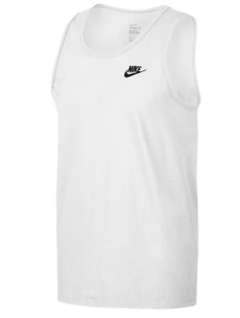 2d5eae9cef417 Regata Nike Tank Embrd Futura-BC Masculina 827282-100 - G - Blau Blau Sports