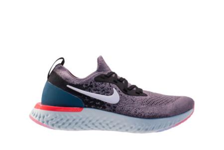 49945d617e7 Tênis Nike Epic React Flyknit - Masculino - AQ0067-010 - 42 - Blau Blau  Sports