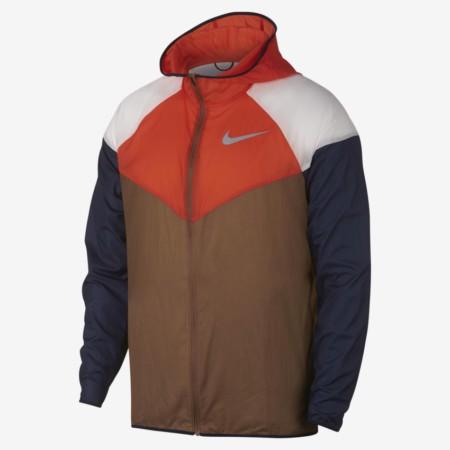 3698760751 Jaqueta Nike Windrunner - Masculina AR0257-277 - U - Blau Blau Sports