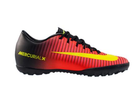 1f61bc1c1c Chuteira Nike Mercurial Victory VI TF - Preto Laranja 831968-870 - 38 - Blau  Blau Sports