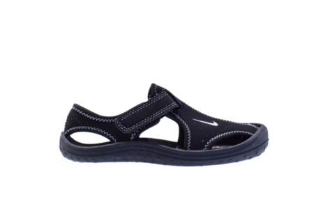 10cc02031 Sandália Nike Inf Sunray Protect PS-Preto 344926-011 - 35 - Blau Blau Sports