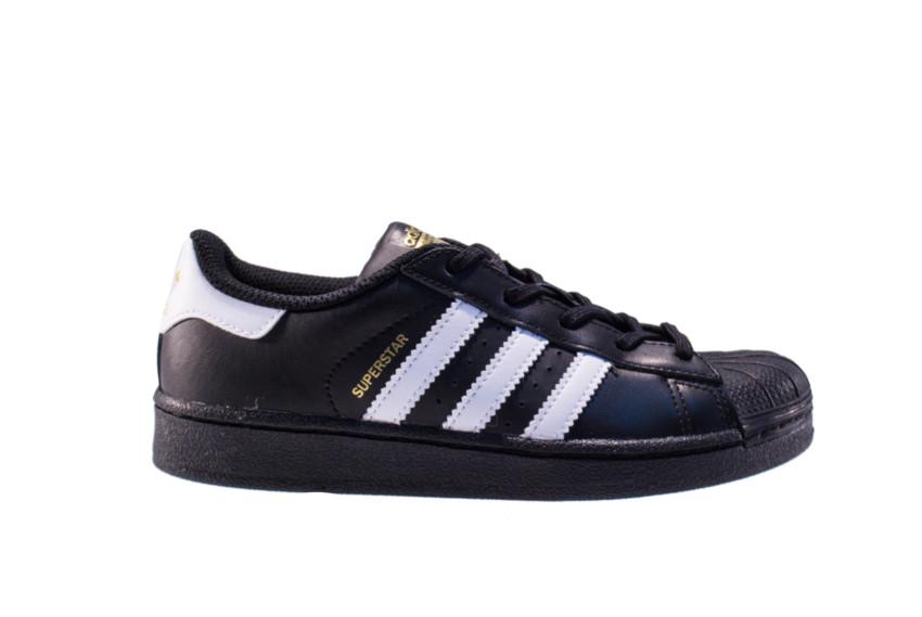 Acquista Adidas Scarpe Superstar Foundation C BA8379 Cblack
