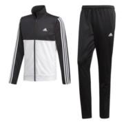 Agasalho Adidas Masc Back2bas- 3S-Preto Branco BK4091 c1b89a99cda45