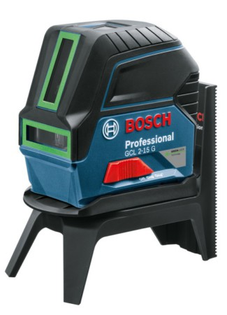 e82c389ca2e00 Nível a laser GCL 2-15G da Bosch Laser verde