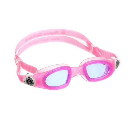 e616b04583bd6 Óculos de Natação Aqua Sphere Moby Kid Lente Azul