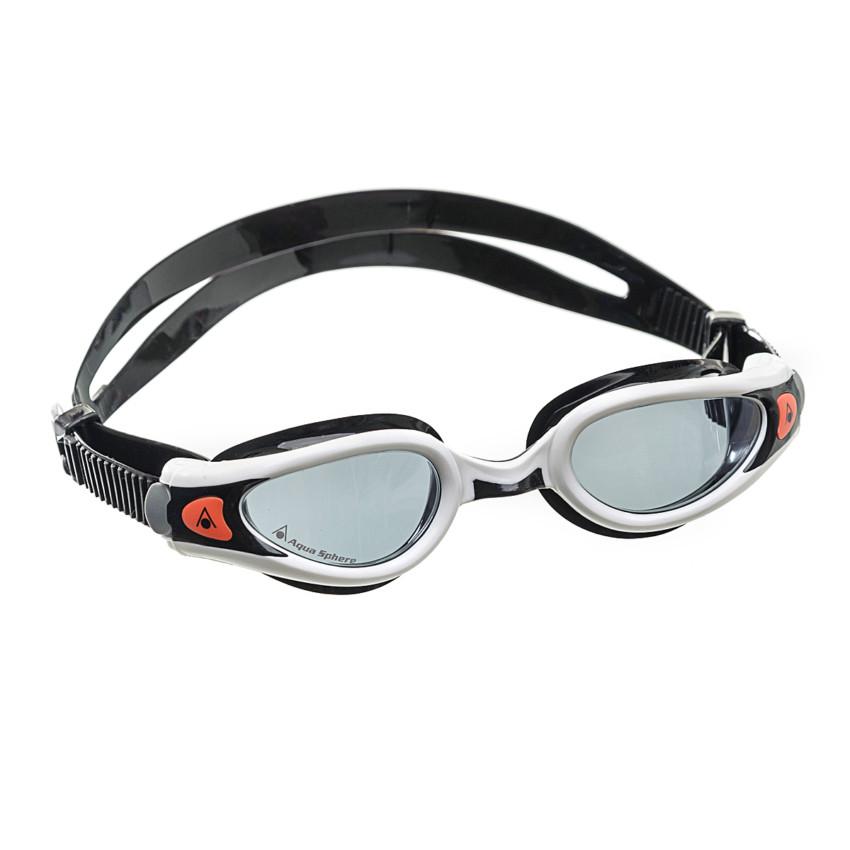 84ce41e618c02 Óculos de Natação Aqua Sphere Kaiman Exo Lady Branco e Preto
