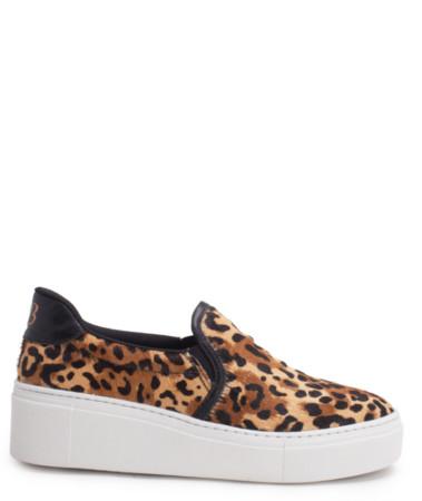 e1fc75041 Slip-on couro guepardo