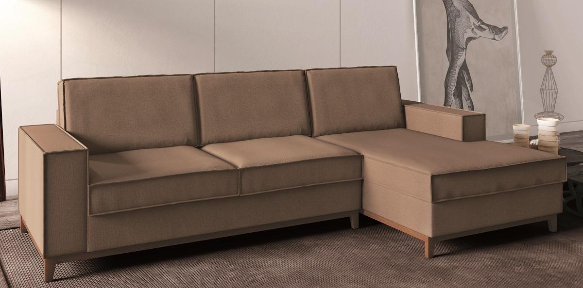Strange Sofa Arne Estrela 284Cm Com Chaise Lado Direito Veludo Cacau Forskolin Free Trial Chair Design Images Forskolin Free Trialorg